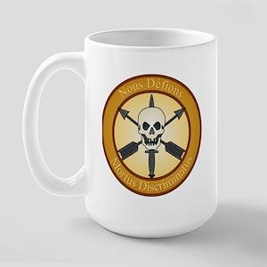 Special Forces Nous Defions 2 Large Mug