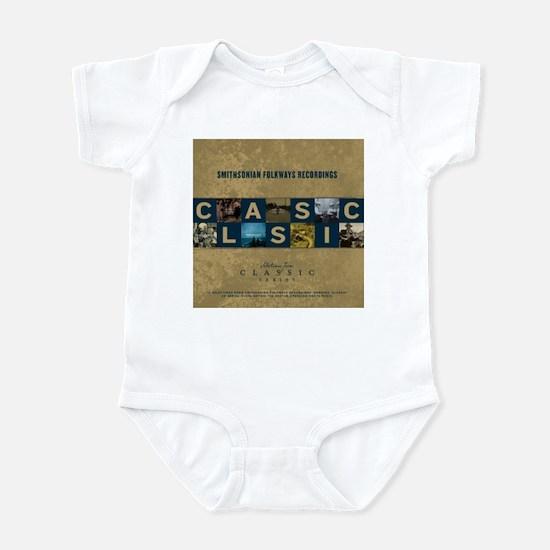 Classic Sampler Infant Bodysuit