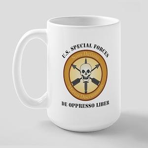 Nous Defions Plaque U.S. Special Forces De Mugs