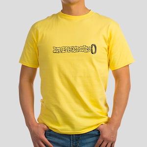 Da - Preciooous Yellow T-Shirt