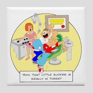 ... little sucker is really i Tile Coaster