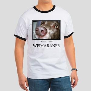 Weimaraner Ringer T