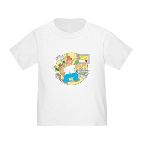 IRS Toddler T-Shirt