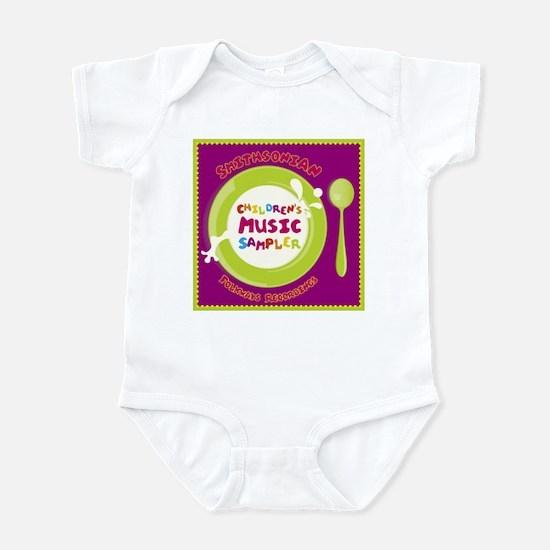 Children's Music Infant Bodysuit