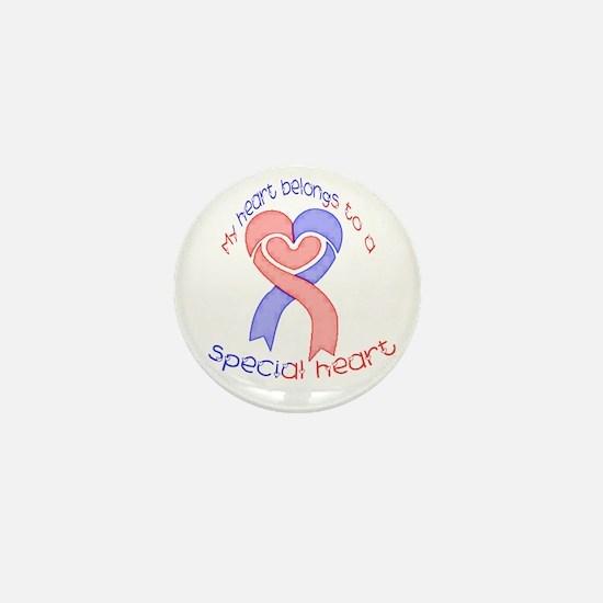 Unique Hlhs Mini Button
