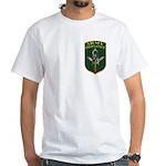 Army Ordnance Mason White T-Shirt