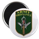Army Ordnance Mason Magnet