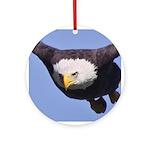Eagle Eye II Ornament (Round)
