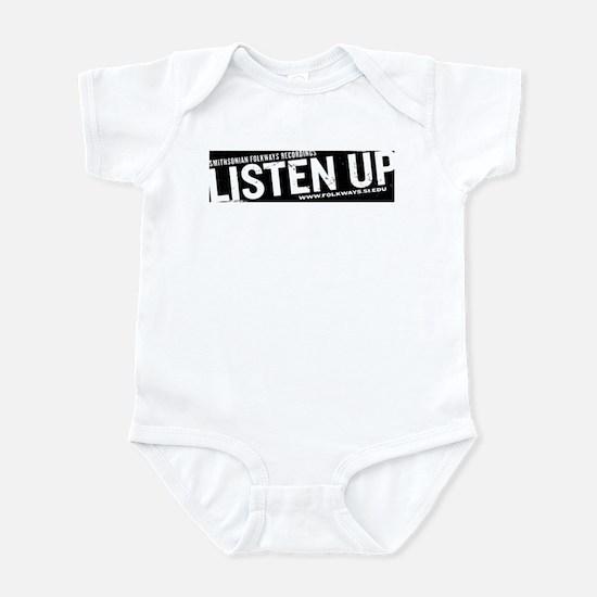 Listen Up Infant Bodysuit