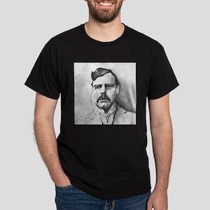 G.K. Chesterton Black T-Shirt