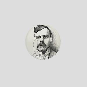 G.K. Chesterton Mini Button