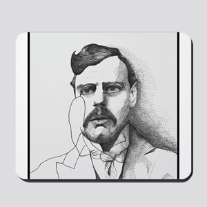 G.K. Chesterton Mousepad