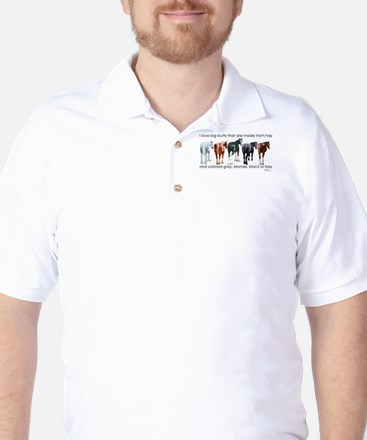 Hay Butts Golf Shirt