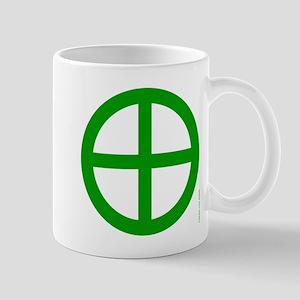 Earth Symbol Mug