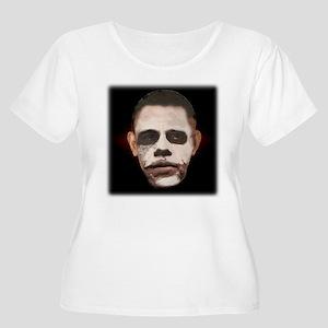 Obama. Joker or just a joke. Women's Plus Size Sco