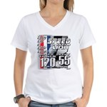GraphicMSS Women's V-Neck T-Shirt