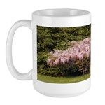 Large Mug-Pink Wisteria