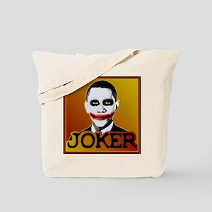 Obama Joker Tote Bag