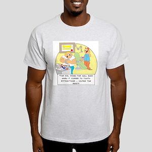 The girl down the hall said . Light T-Shirt