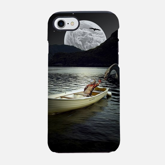 Loch Ness Collage iPhone 7 Tough Case