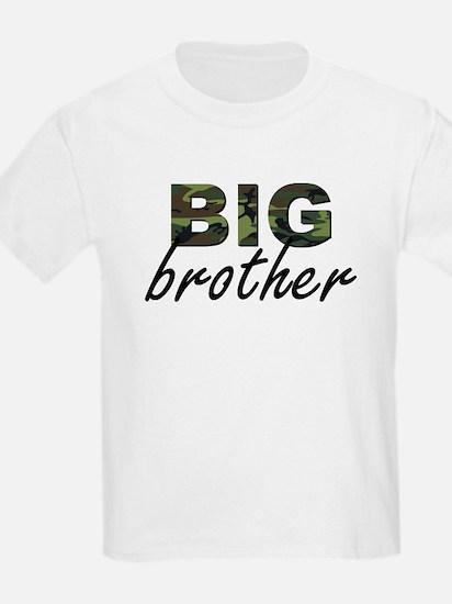 Big brother camo T-Shirt