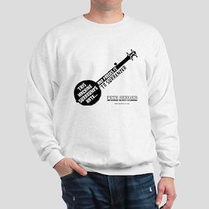 Pete Seeger Sweatshirt
