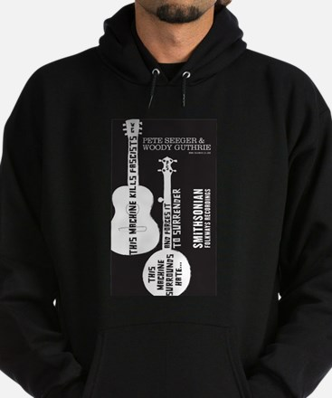 Unique Recording Hoodie (dark)