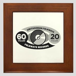 Anniversary Framed Tile