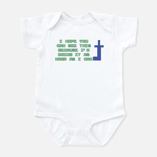 Mooninite Finger Infant Bodysuit