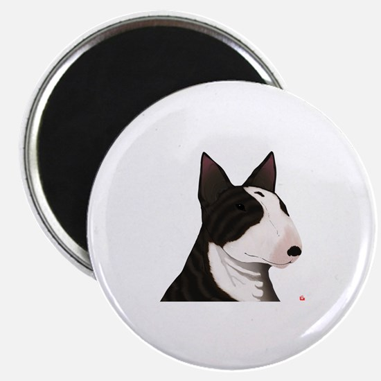 "9 ENGLISH BULL-TERRIER 2.25"" Magnet (10 pack)"