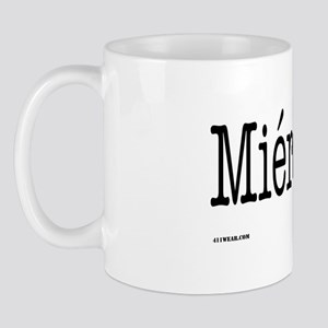 Miercoles - On a Mug