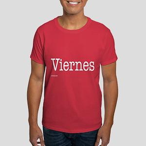 Viernes - On a Dark T-Shirt