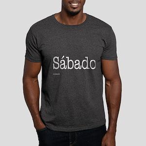 Sabado - On a Dark T-Shirt