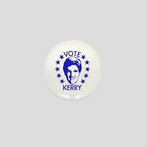 Vote Kerry Mini Button