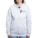 CPLogo Women's Zip Hoodie