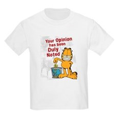 Duly Noted Kids Light T-Shirt