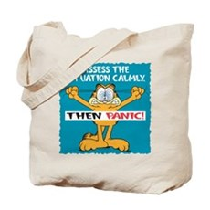 Then Panic Tote Bag