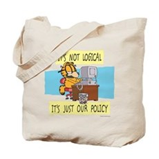 It's Not Logical Tote Bag