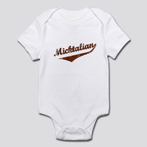 Irish Italian Micktalian Infant Bodysuit