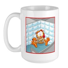 Welcome to the Institution Large Mug