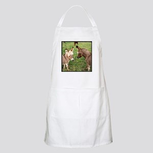 Two Baby Donkeys BBQ Apron