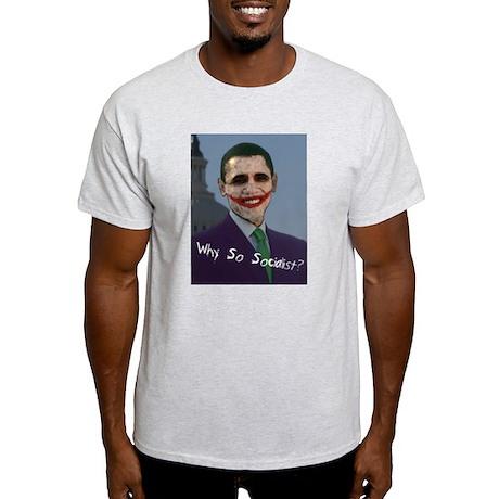 Obama Joker Light T-Shirt