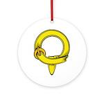 Protege Ornament (Round)