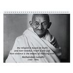 Religion / Theology Wall Calendar