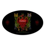 Gamer Oval Sticker (50 pk)