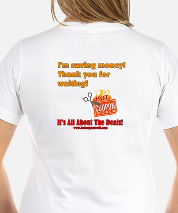 Thank You For Waiting Shirt