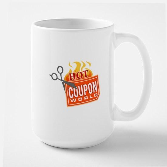 Official HCW Logo Large Mug