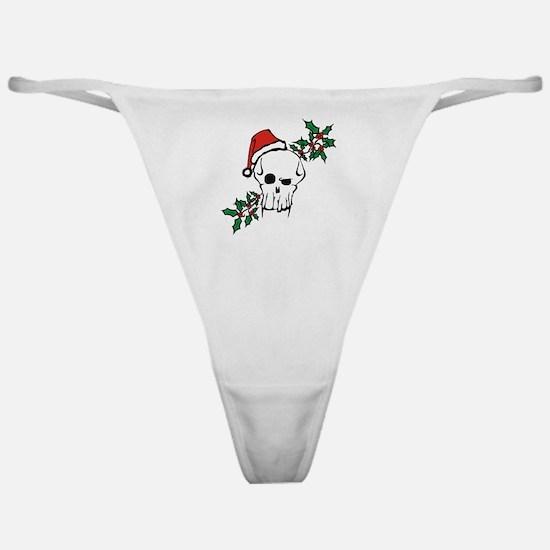 Santa Skull Classic Thong