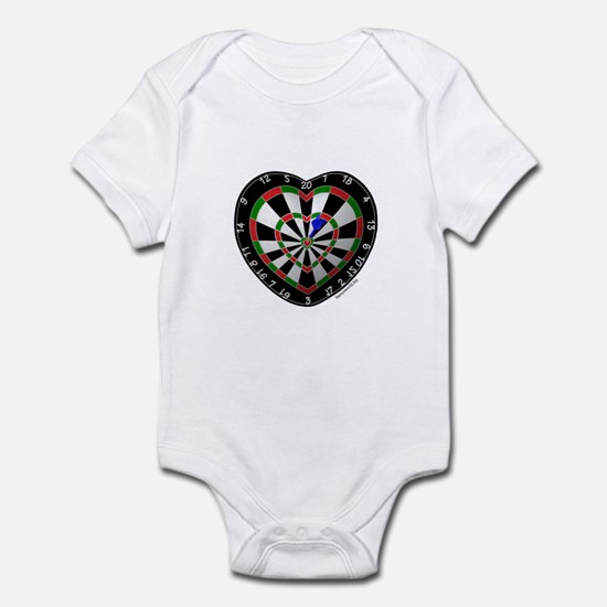 Dart Love 2 Infant Bodysuit