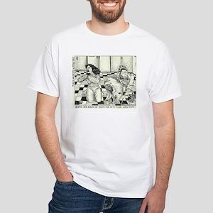 Weird Words White T-Shirt